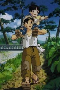Hotaru no haka Могила светлячков [1988]