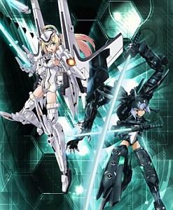 Боевые Шинки / Busou Shinki