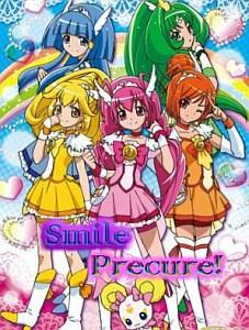 Весёлые детки-таблетки! / Smile Precure!