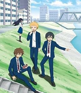 Приключения старшеклассников / Danshi Koukousei no Nichijou