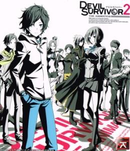 Devil Survivor 2 The Animation [2013] / Выжившие среди демонов / Наследник Дьявола