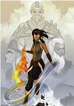 Аватар: Легенда о Корре. Книга 2: Духи (второй сезон)