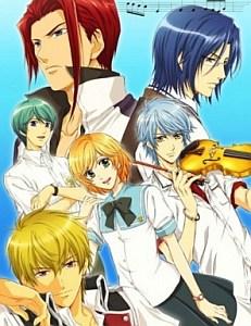 Золотая струна 3 / Kin'iro no Chord: Blue Sky