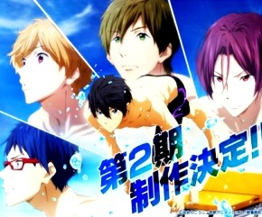 Свободные! 2 / Free! 2 / Free! Eternal Summer