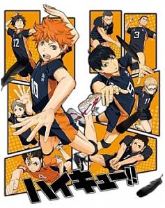 Волейболисты!! / Haikyuu!! категория ~ аниме 2014 года