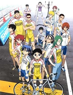Трусливый велосипедист 2 сезон / Yowamushi Pedal: Grande Road