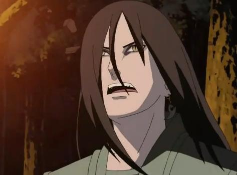 AMV Байки Naruto Shippuuden В поисках Саске : глава 1 - Сын Орочимару