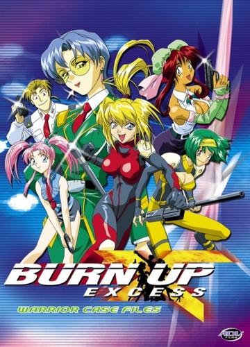 Burn Up! / Разгон! / Burn Up! Warrior / Разгон! Дубль-вэ русская озвучка