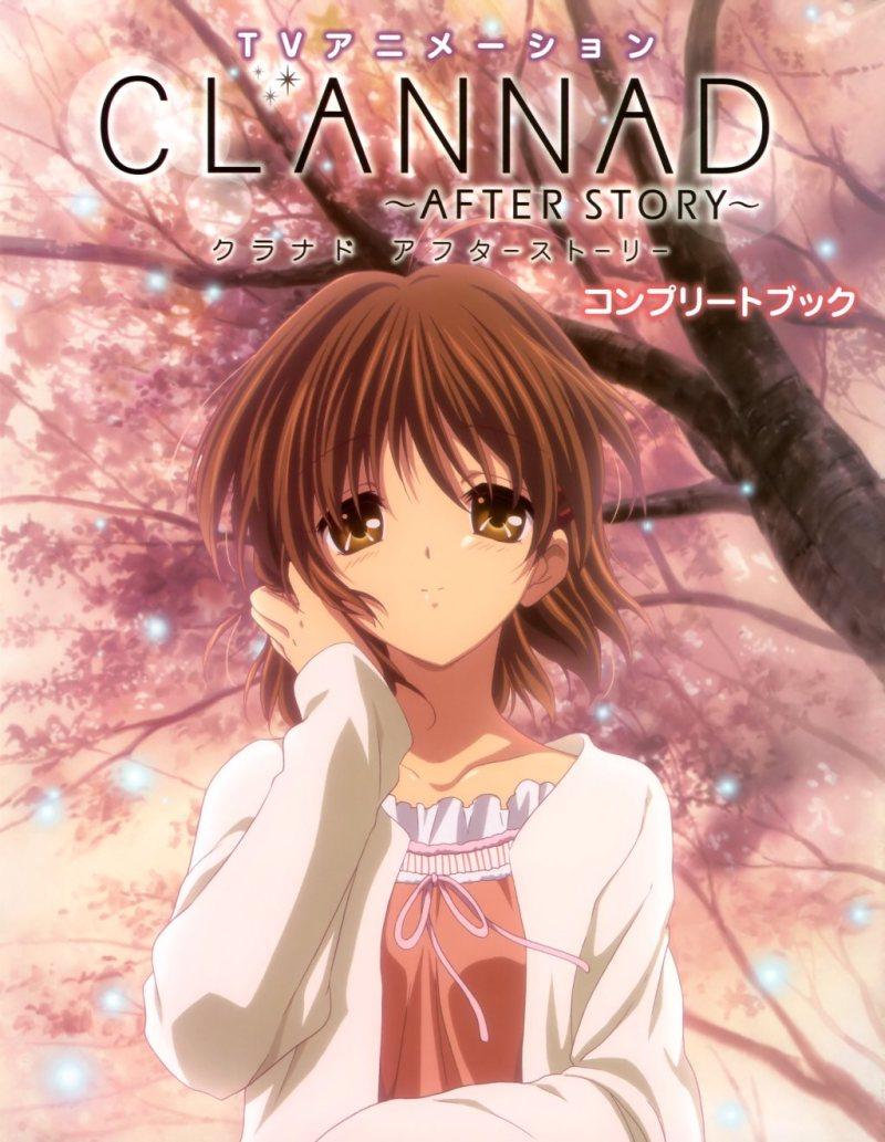 Смотреть Онлайн Кланнад [ТВ-1] / Clannad + Кланнад [ТВ-2] / Clannad After Story