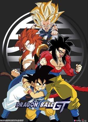 Смотреть Онлайн Драконий жемчуг ГТ третий сезон / Dragon Ball GT ТВ-3