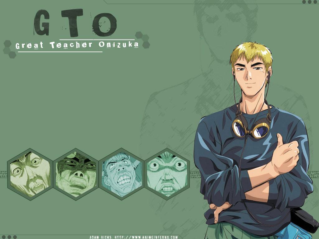 Смотреть Онлайн Крутой учитель Онидзука [рус озвучка] ~ Great Teacher Onizuka