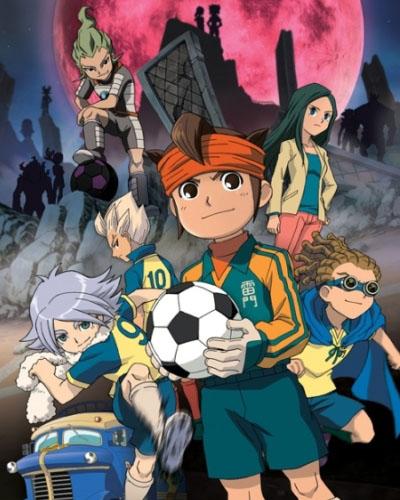 Одиннадцать молний : только вперед / Inazuma Eleven Go русская озвучка категория ~ аниме 2011 года