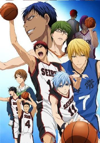 Смотреть Онлайн Баскетбол Куроко / Kuroko no Basuke
