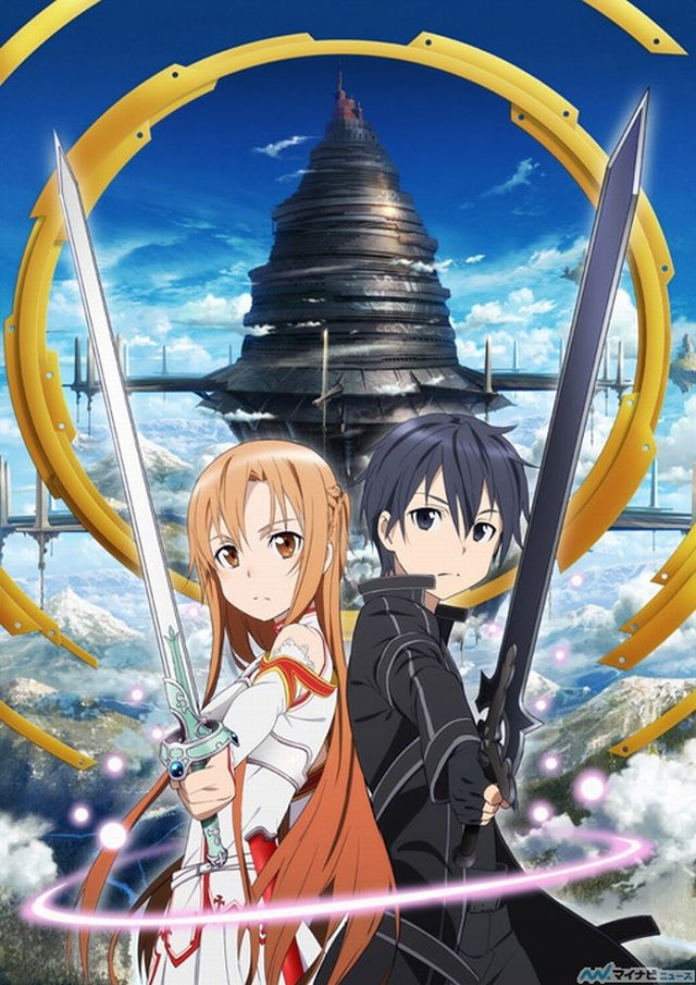 Смотреть Онлайн Sword Art Online ~ Мастера меча онлайн
