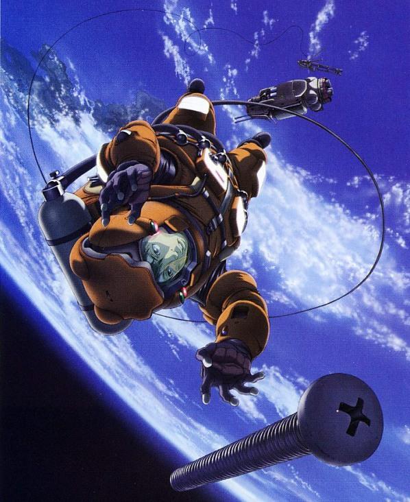 Смотреть Онлайн Planetes / Странники / Planet ES русская озвучка