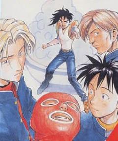 Секс-коммандо: Масару - это круто! / Sexy Commando Side Story: You're Great! Masaru