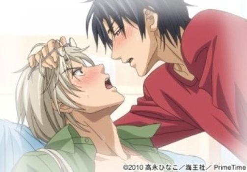 Тиран, который влюбился / Koisuru Boukun OVA категория ~ аниме 2010 года