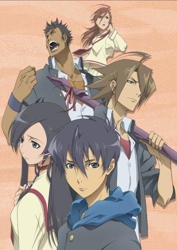 Tokyo Majin Gakuen Kenpucho / Токийская школа истребителей нечисти 1 и 2 сезон