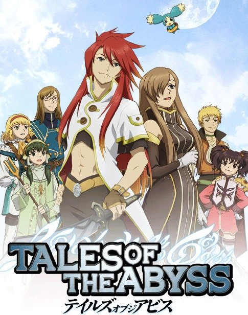 Смотреть Онлайн Сказания Бездны / Tales Of The Abyss