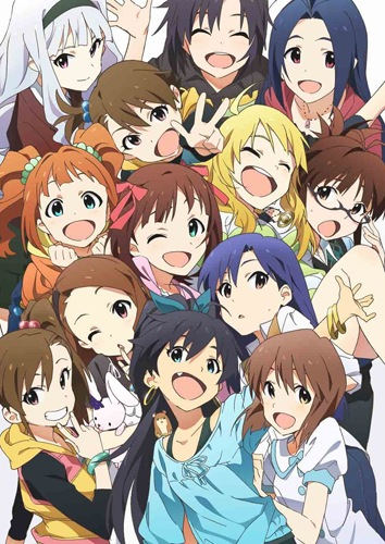 Смотреть Онлайн The Idolmaster / Идолмастер + Идолмастер: Живу для Вас! / The Idolmaster: Live for You! OVA