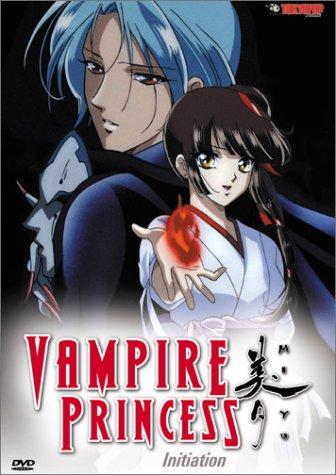 Смотреть Онлайн Принцесса-вампир Мию / Vampire Princess Miyu / Kyuuketsu Hime Miyu + OVA
