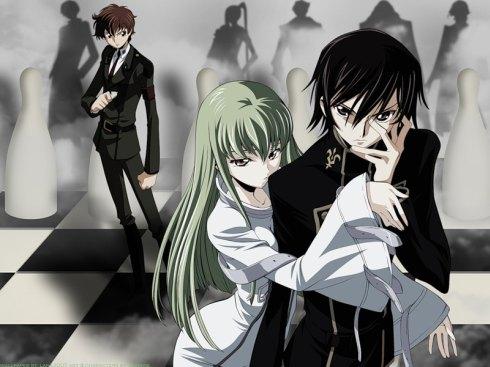 Смотреть Онлайн Код Гиас Восставший Лелуш [тв-1,2] ~ Code Geass Hangyaku no Lelouch [tv-1,2] + OVA