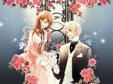 Смотреть Онлайн Hakushaku to Yousei / Граф и Фея / Count and Fairy русская озвучка