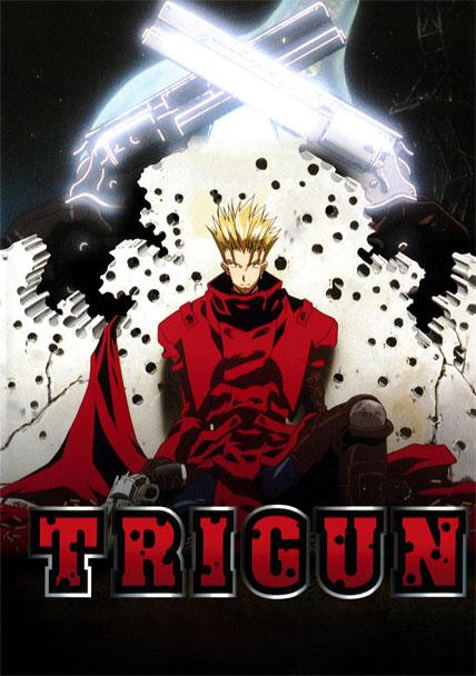 Смотреть Онлайн Trigun TV / Триган [ТВ] [1998] русская озвучка