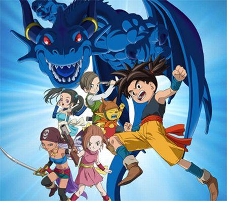 Смотреть Онлайн Синий Дракон / Blue Dragon [ТВ-1] [2007 / RUS]