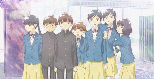 Смотреть Онлайн Hourou Musuko  / Блудный сын / Wandering Son